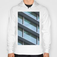 architecture Hoodies featuring Architecture by Alex Dodds