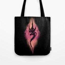 Cosmic om Tote Bag