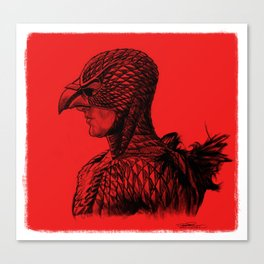 Birdman Tribute Canvas Print