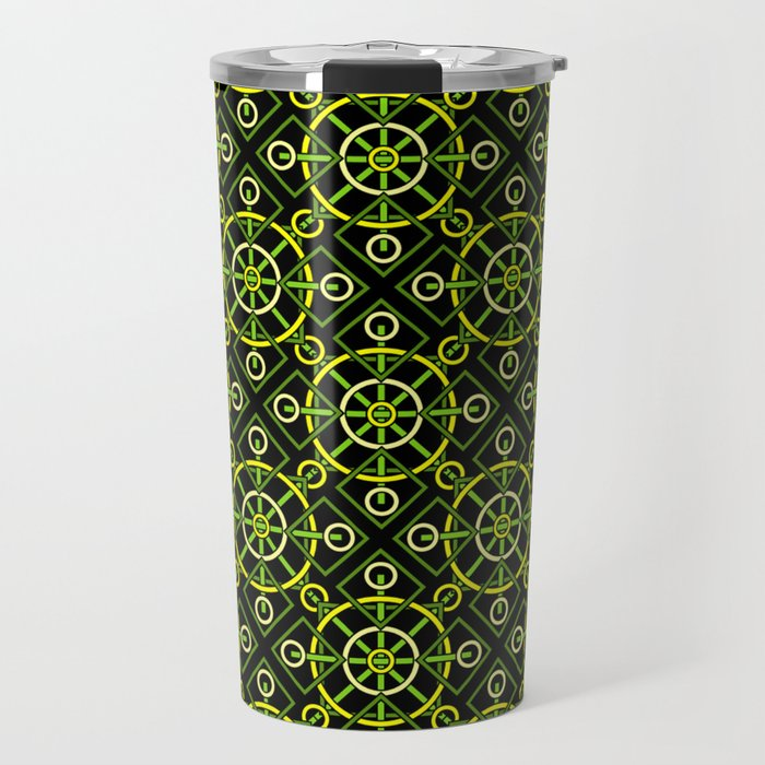 Riveting Grommets Travel Mug