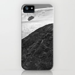 Glacial Icefield iPhone Case