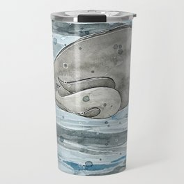 Family Swim Travel Mug