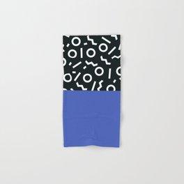 Memphis pattern 49 Hand & Bath Towel