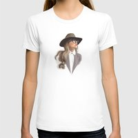 vancouver T-shirts featuring Lady Vancouver by Annike