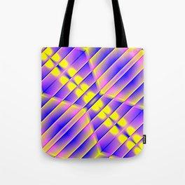 Garish  Pattern 8 Tote Bag