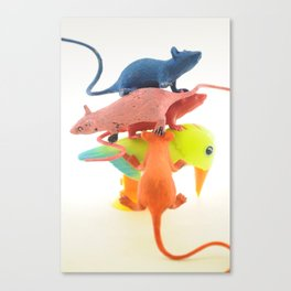 TOYS: Writhing  Canvas Print