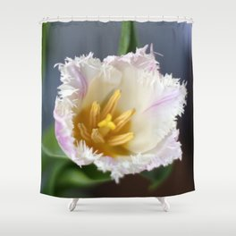 two lips Shower Curtain