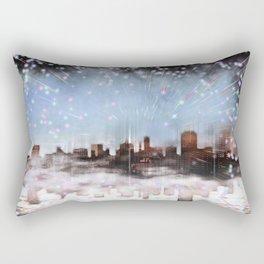 Silvesternacht Rectangular Pillow