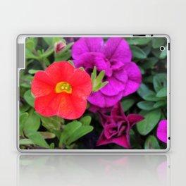 Calibrachoa Flowers Laptop & iPad Skin