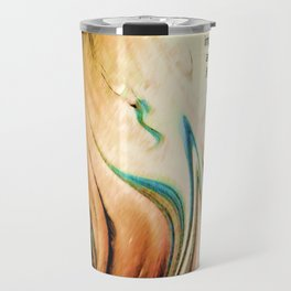 Tint Blot - Flaming Stalagmite Travel Mug