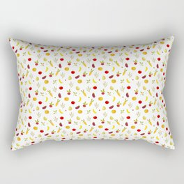 vegetable pattern Rectangular Pillow