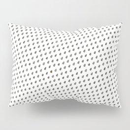 Pipas (sunflower seeds) pattern. Pillow Sham