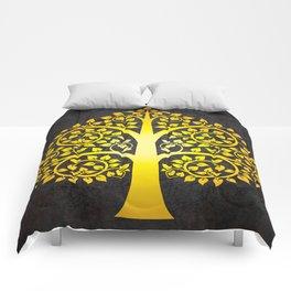 Bodhi Tree0103 Comforters
