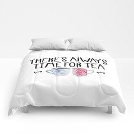 Always Time For Tea! Comforters