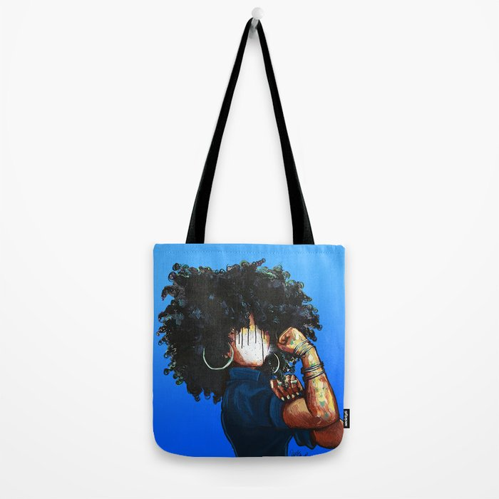Naturally the Riveter  Tote Bag