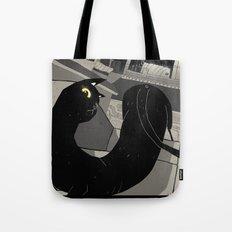 The Gato. Tote Bag