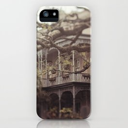 New Orleans Southern Beauty iPhone Case