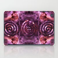 inception iPad Cases featuring Spiral Inception by Martina Bollentini