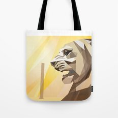 persepolis lion Tote Bag