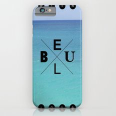 With blue love Slim Case iPhone 6s