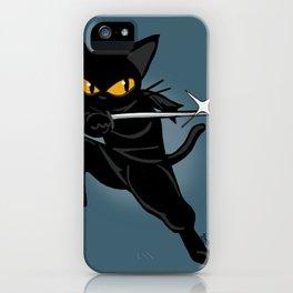 Ninja! iPhone Case