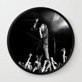 Matthew Shultz (Cage The Elephant) - II Wall Clock