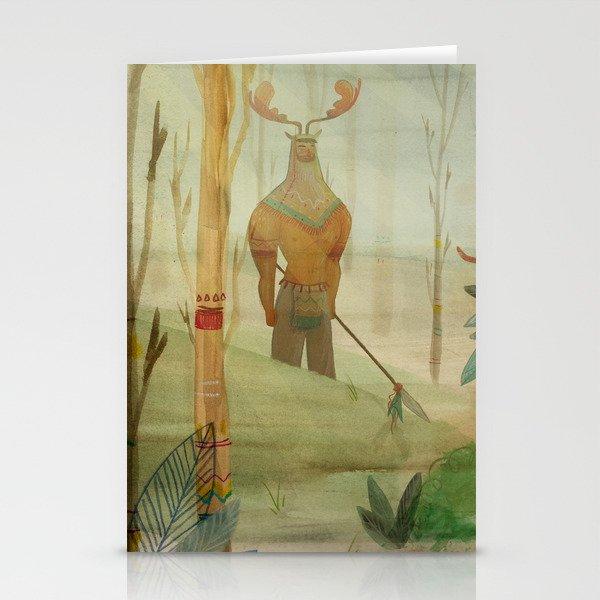 Mundos perdidos Stationery Cards