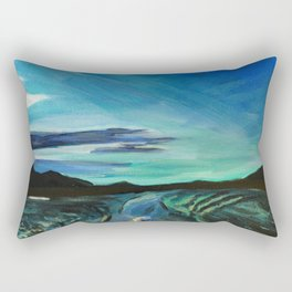 Bergen Sunrise Rectangular Pillow