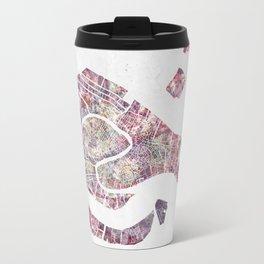 Venice map Travel Mug