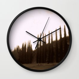 Goodbye California Wall Clock