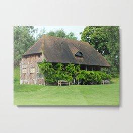 old summer house Metal Print