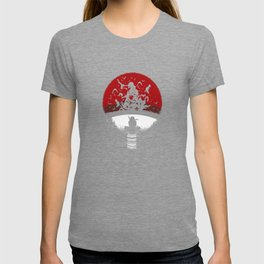 Uchiha Clan Silhouette T-shirt