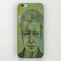 lynch iPhone & iPod Skins featuring Lynch by musentango87