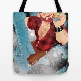 Bear Kong Tote Bag