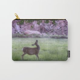Deer at Capitol Reef Carry-All Pouch