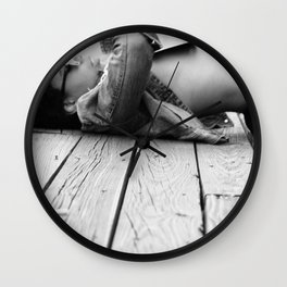 fh Wall Clock