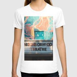 NEIGHBORHOOD THEATRE T-shirt