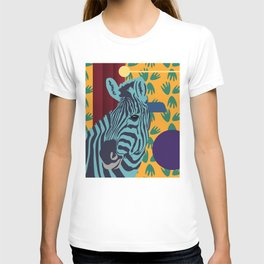 Zebra feeling - Jungle Decor Kids T-shirt