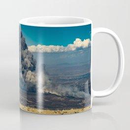 Smoke Coffee Mug