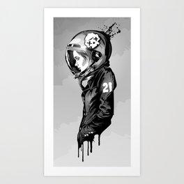 Cadet 21 Art Print