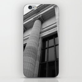 Columns iPhone Skin