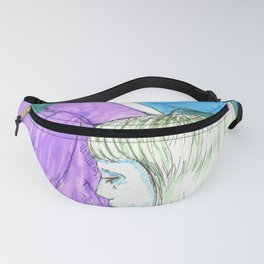 Interesting Person Fanny Pack
