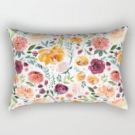 Spring Garden Rectangular Pillow