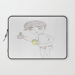 That Girl with the Cacti Laptop Sleeve