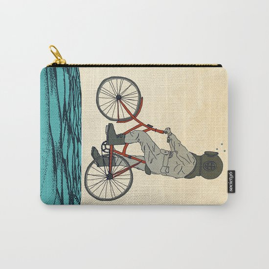 AQUA CYCLE Carry-All Pouch