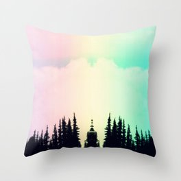 Calliope Forest - Calliope serie Throw Pillow
