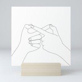 Together Forever Mini Art Print