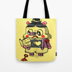 To be real Tote Bag