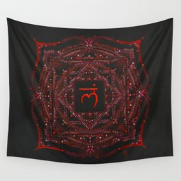 Root Chakra Wall Tapestry