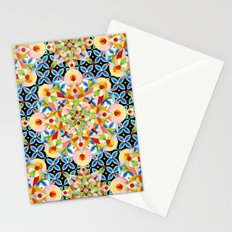 Elizabethan Pastel Mandala Stationery Cards